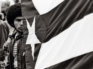 8. Man with flag_Washington_DC_1981_