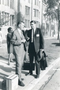 Richard Cloward and Frank Espada_New York_1966
